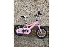Girls punk Ridgeback bike