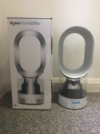 Dyson AM10 Humidifier white, with box - pristine condition, used for 1 week only in soft water area