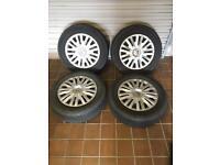 Vw Golf Mk6 standard wheels 5x112