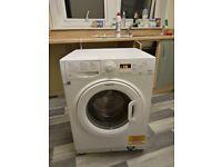 Hotpoint Aquarius, washing machine.
