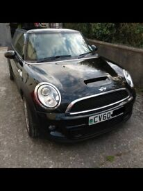 Mini Cooper s chillipack/mediapack