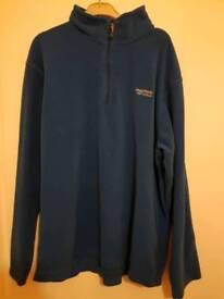 2 XXL Regatta Fleece's navy blue