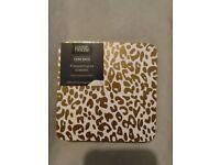 Leopard print coasters (NEW)