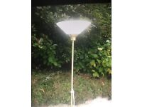 Gold standard lamp for sale.