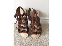 Jones sandals size 4