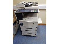 Kyocera KM-5035 multi function office printer