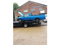 Ford p100 petrol rare classic truck cosworth conversion