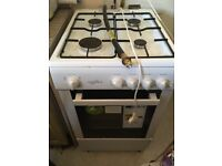 nearly new Statesman gas cooker