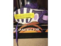 Galaxy Purple Heelys