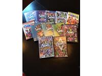 The SIMS game x 12 discs £30