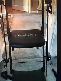 Gym exercise chair was £99 now £25 Bargin as new !!!
