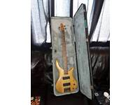 Could THE Bass guitar with Black Rat hard case