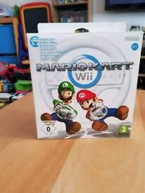 Mario kart Wii with 3 wheels
