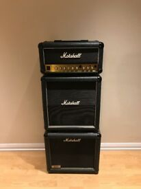 Marshall 3310 cab amp with 1912 extension cab