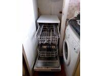 Beko dishwasher slimline