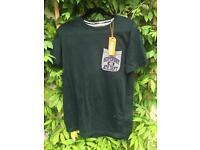 Super dry core Appliqué pocket t-shirt