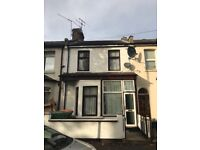 AVAILABLE NOW! Three bedroom house near East Ham station