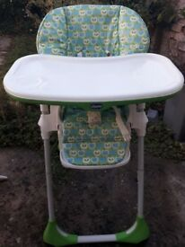 GOOD PRICE- Chicco High chair - Baby feeding chair for sale