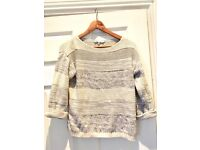 Light ladies sweater from Fat Face