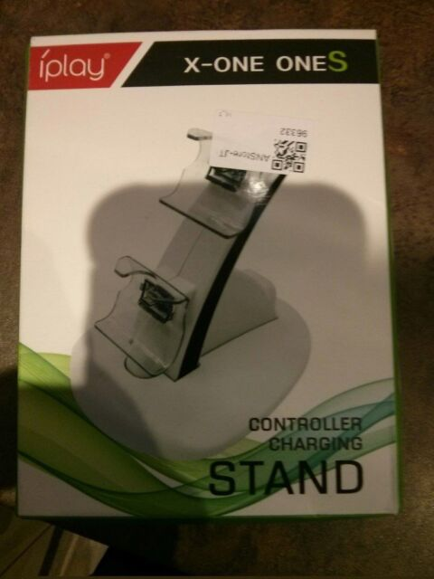 BNIB LED USB white dual dock charging stand for Xbox One S controller | in  Polmont, Falkirk | Gumtree