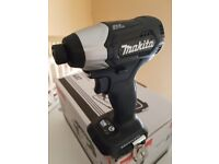 Makita XDT15ZB Sub-Compact Brushless 18V Impact Driver LXT Black only 2020 Limited New