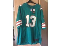 Brand news genuine NFL jersey Miami Dolphins. XL with tags, Marino no. 13