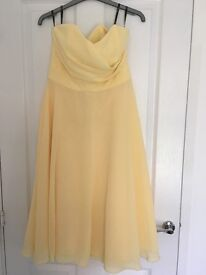 New TFNC bridesmaid dress with tags