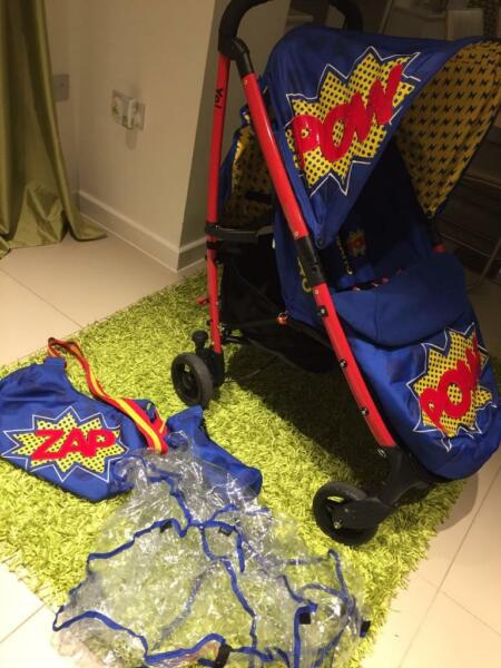Cosatto Yo Pushchair  for sale  Stoke-on-Trent, Staffordshire