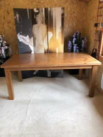 Dinning table 6ft by 3ft