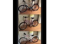 Choice of adult bicycles very good condition could deliver