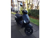 Matt Black - 2005 Vespa Lx 50cc - £600