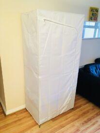 Wardrobe BREIM White
