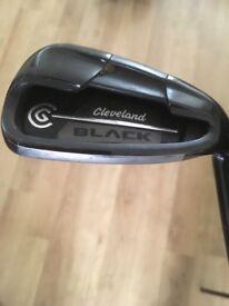 Cleveland black golf club