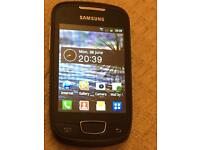 Samsung Galaxy S5570 unlocked to any network good condition