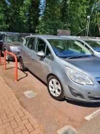Vauxhall, MERIVA, MPV, 2011, Manual, 1248 (cc), 5 doors Exclusive CDTi