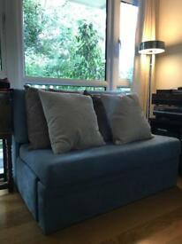 Double Sofa Bed - barely used! Collection only.