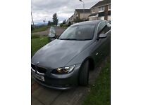 BMW E92 335D. 07 plate. Sat nav. Red leather. FSH. 91000 miles.