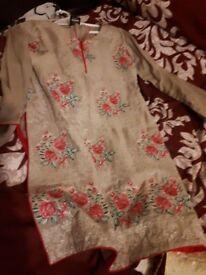 Brand new pakistani ready made kameez n trouser