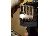 Asda 4 slice toaster