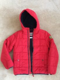 Fat Face Boys Coat - Great Condition - Hardly ever worn