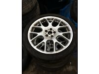 X3 rover mgzs alloy wheels