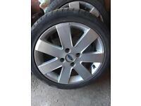 "Ford Fiesta 16"" alloy wheels"