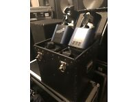 ACME Dynamo Party Scanners x4 + case + T-bar