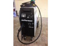 Brand New Jefferson 181 Welder £600.00 no offers