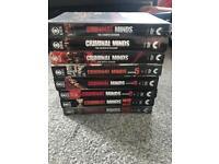 criminal minds seasons 1-8