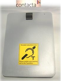 CONTACTA IL-CL12 Clipboard Portable Induction Hearing Loop