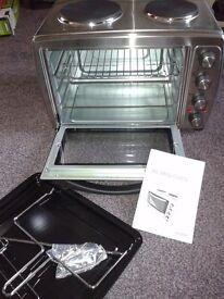 VonShef Mini Oven 36 Litre
