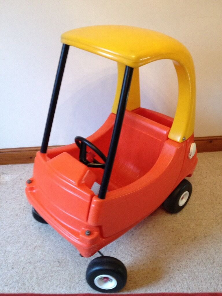 Little Tikes Cosy Coupe Car In Wakefield West Yorkshire