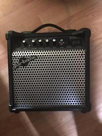 15w GEAR4MUSIC GUITAR AMP