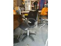 Barber & hairdress chairs plus bonus